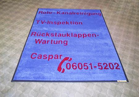 Teppich Matte